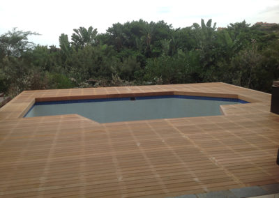Sundecks and Wood in Durban